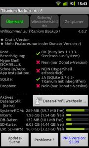 TB mit System BusyBox